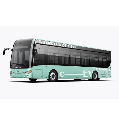 Ankai latest 12M electric city bus